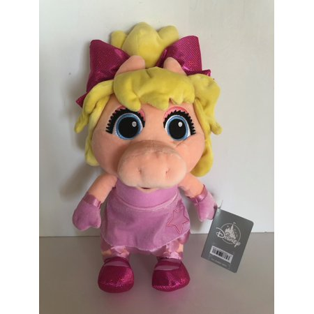 Disney Muppets Miss Piggy 12inc Mini Bean Bag Plush New with Tags (Miss Piggy Dog Costume)