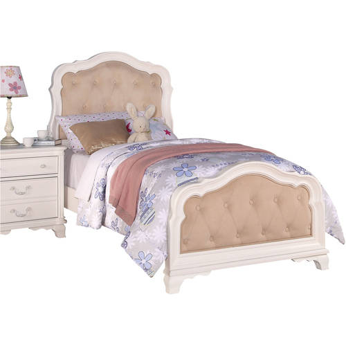 Ira Twin Bed, White