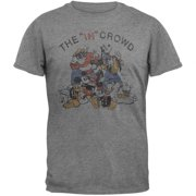 Mickey Mouse - In Crowd Soft T-Shirt