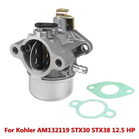 Carburetor Carb W/ Gasket Kit For Kohler AM132119 STX30 STX38 12.5 HP Engine US