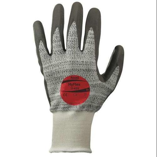 Ansell Size 11 Cut Resistant Gloves,11-425