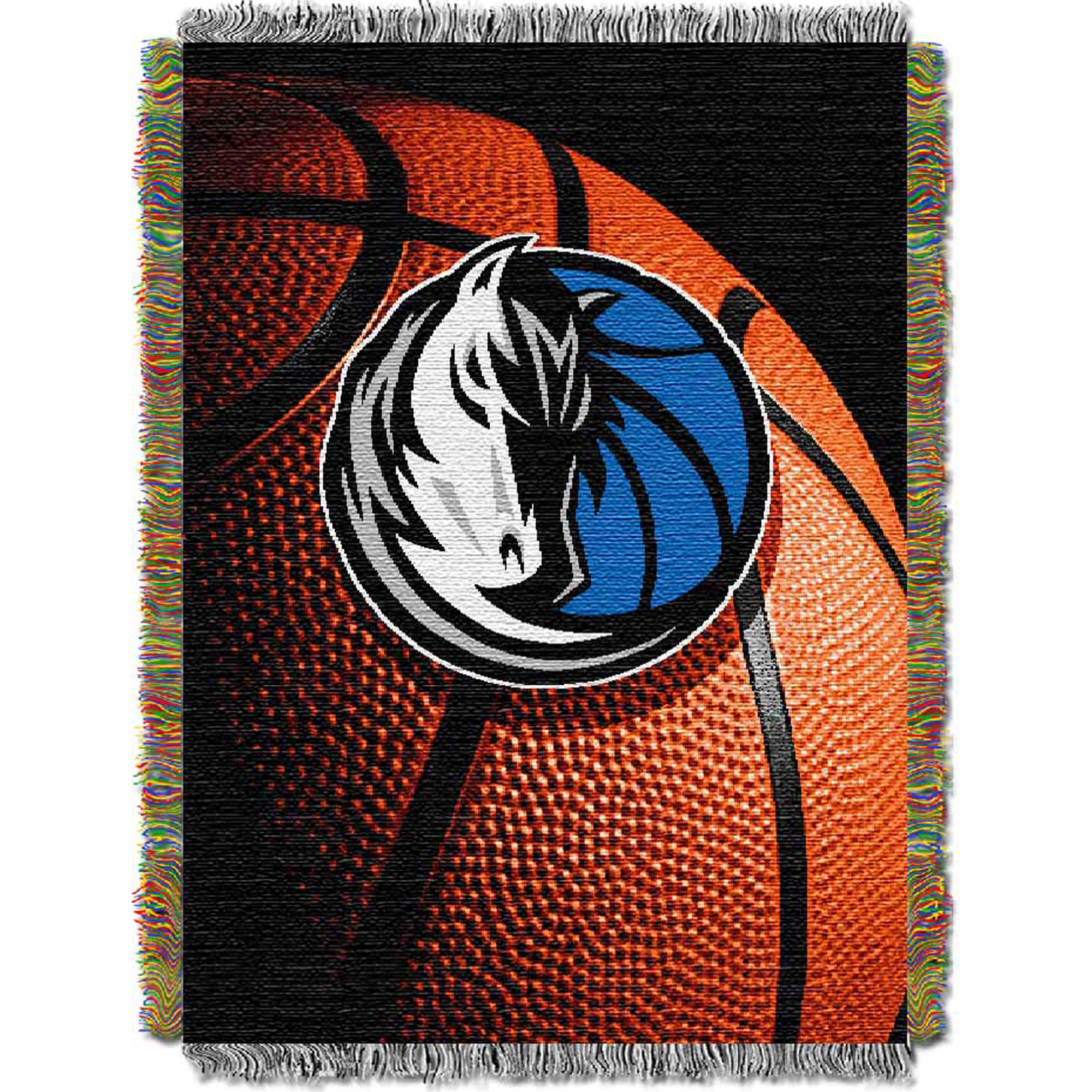 Dallas Mavericks The Northwest Company 48'' x 60'' Photo Real Woven Tapestry Throw - No Size