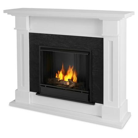 - Real Flame Kipling Ventless Gel Fuel Fireplace - Walmart.com