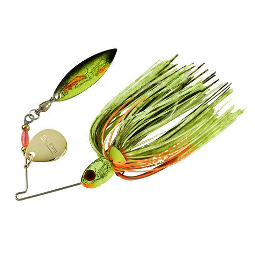 Booyah Pond Magic Moss Back Craw, Black