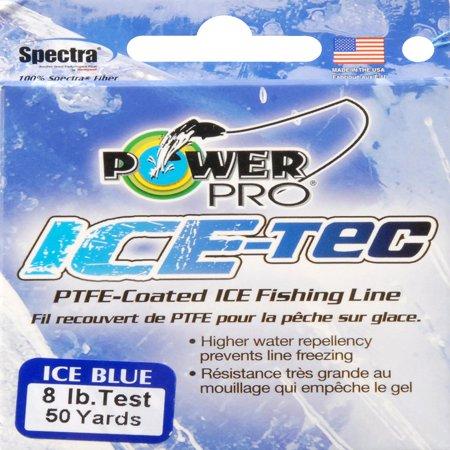Power Pro Ice-Tec Fishing Line, 50yds