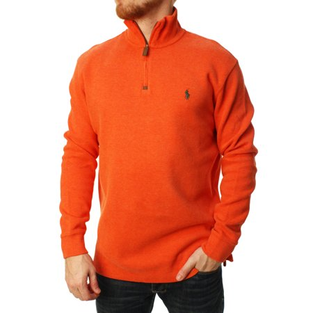 Polo Ralph Lauren Men's Quarter Zip Pullover