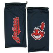 Cleveland Indians Official MLB Microfiber Glasses Bag by Siskiyou 311833