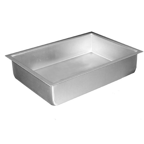 "Fat Daddio's Anodized Aluminum Sheet Cake Pan, 2"" Deep 16..."