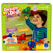 Educational Insights® Design & Drill® Socket to Me™, 35 Pieces