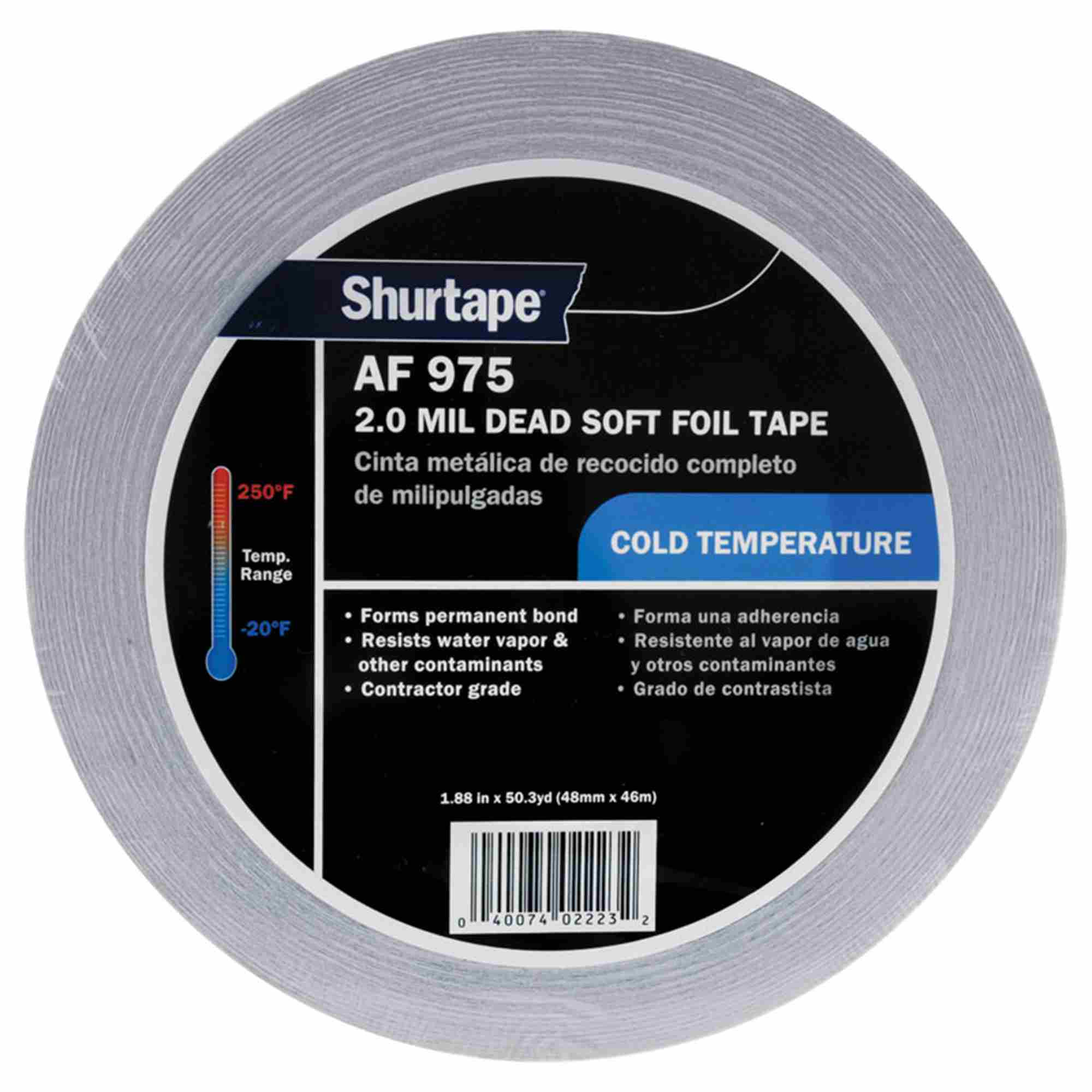 232032 Shurtape Tape  Duct  FKS  Cold