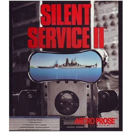 Tommo 58411046 Silent Service 1 and 2 (PC/MAC) (Digital Code)