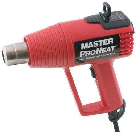 MASTER APPLIANCE PH-1100 Heat Gun, 500 to 1000F, 11A, 16 cfm