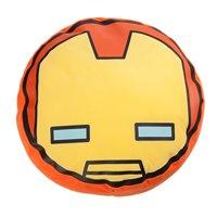 Iron Man Kawaii Art Cushion Plush Pillow