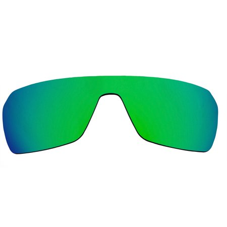 Replacement Lenses Compatible with SPY OPTICS Flynn Polarized Green (Spy Optic Flynn)