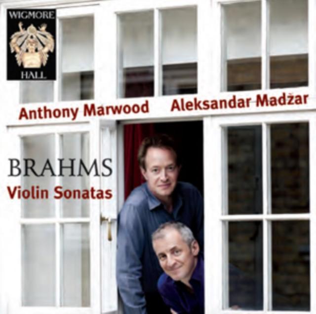 Brahms: Violin Sonatas 1-3 by