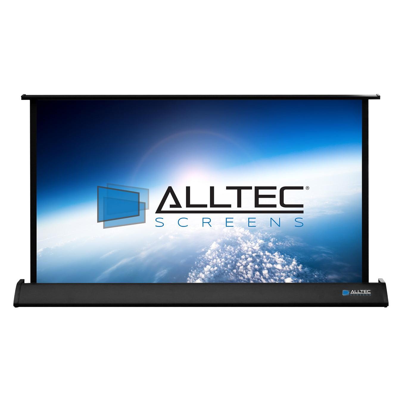 """Alltec 40"""" Diag. (24x32) Tabletop Projector Screen, Video..."""