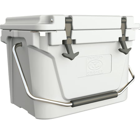 Steel Carry Bar - Yachter's Choice 50006 Extended Performance 20 Qt. Cooler with Steel Carry Handle
