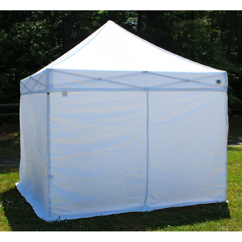 King Canopy 10 x 10 ft. 4 pk. Instant Canopy Side Walls by PIC America Ltd