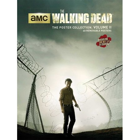 The Walking Dead: The Poster Collection, Volume