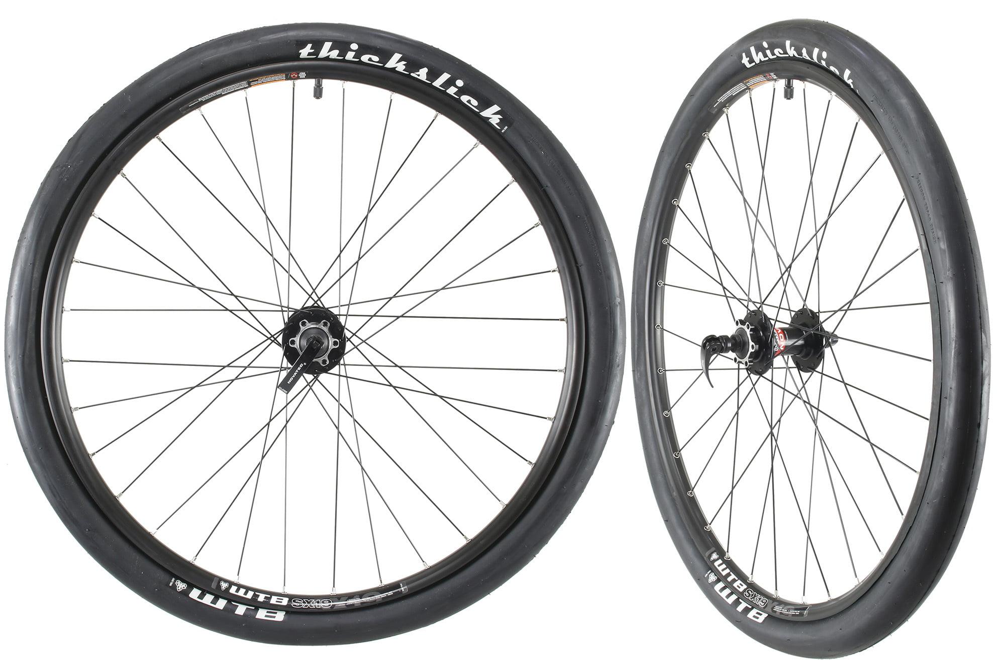 "WTB SX19 Mountain Bike Bicycle Novatec Hubs /& Tyres Wheelset 11s 27.5/"" QR"