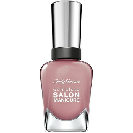 Sally Hansen Complete Salon Manicure Nail Color, Pink Pong 0.50 oz](Sally Halloween Nails)