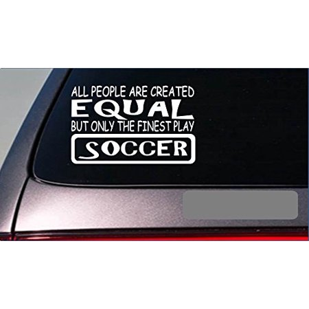 Soccer equal Sticker *G745* 8