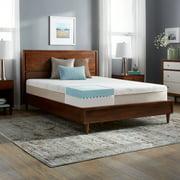 Slumber Solutions  Gel Memory Foam 12-inch King-size Mattress