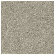 "Color World Collection Way Solid Color Beige 24""x24"" Square Set of 12 - Area Rug"