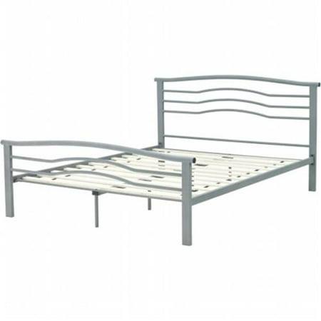 Image of Hanover Midtown Queen Metal Bed Frame