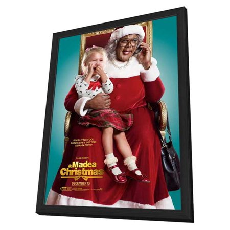 Tyler Perry's A Madea Christmas (2013) 11x17 Framed Movie Poster ()