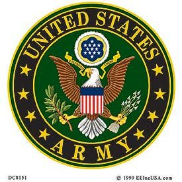 Uscg Coast Guard Auxilary Semper Paratus Military Bumper Sticker Window Decal