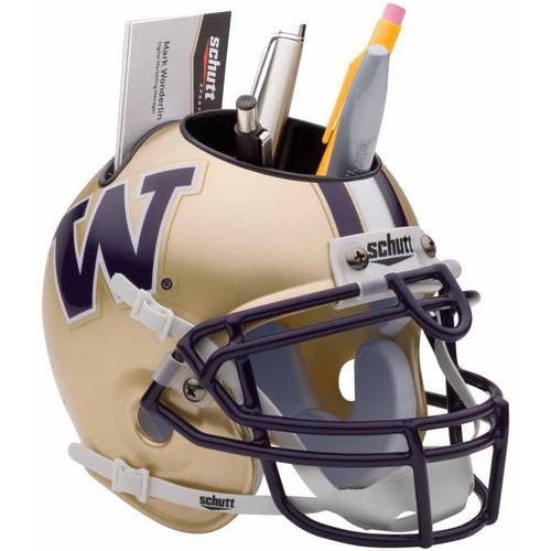 NCAA Washington Huskies Desk Caddy