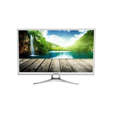 "(Used - Like New) H320 32"" LED Monitor Super Slim Design, 1920x1080 Full HD, VGA DVI and HDMI 16:9 Aspect Ratio,"