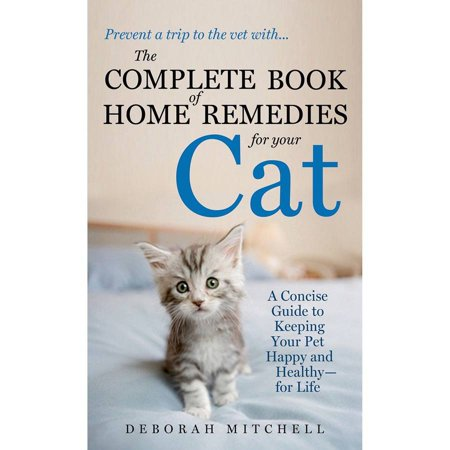 St. Martin's Books Home Remedies For Your Cat