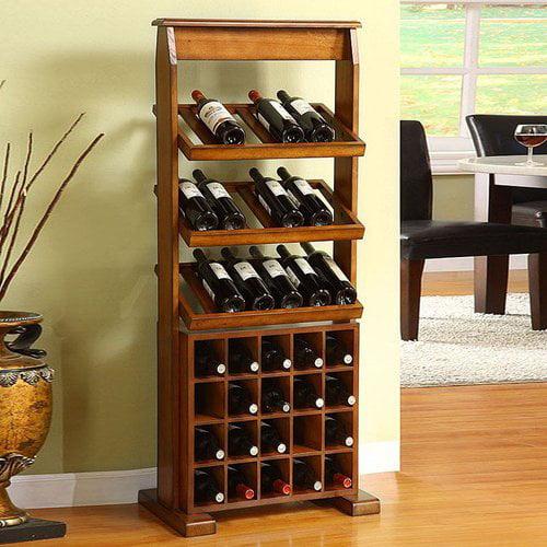 Furniture of America CM-AC252 Guarda Wine Cabinet
