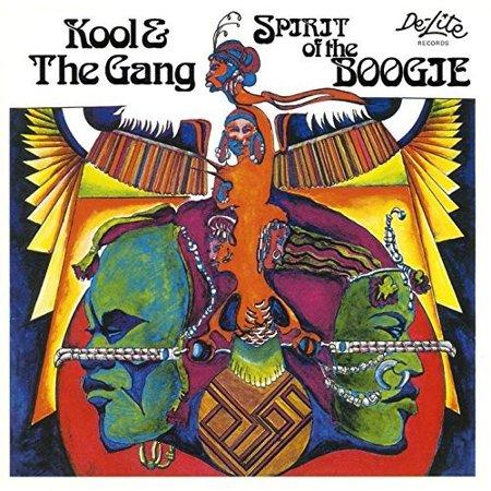Spirit of the Boogie (Disco Fever) (CD)