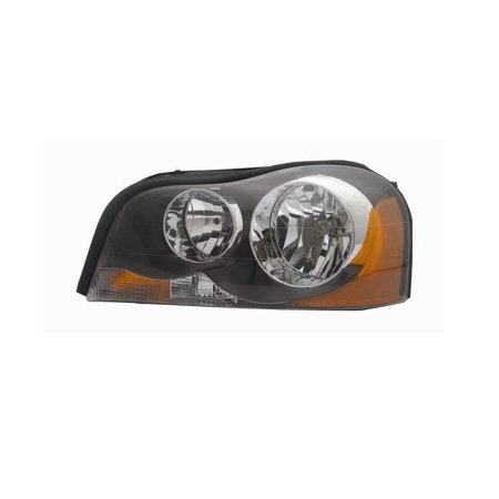 Volvo Headlight - Replacement TYC 20-6564-00-1 Driver Side Headlight For 03-14 Volvo XC90
