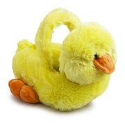 Plush Yellow Chick Easter Basket