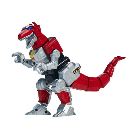 Bandai - Power Rangers Mighty Morphin Legacy Zord with Figure, T-Rex - Power Ranger Glasses