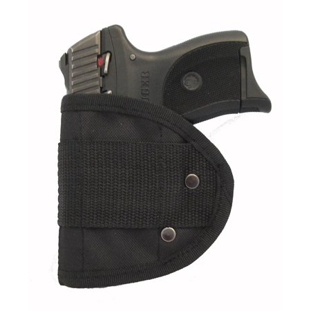 Garrison Grip Inside Waistband Woven Sling Holster Fits Ruger LC9 9mm With C Trace Laser IWB (ML1)