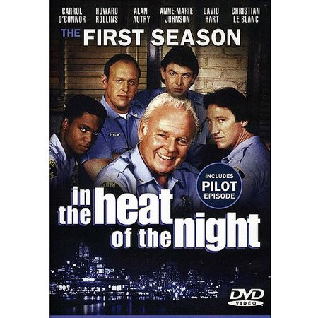In The Heat of the Night: Complete Season 1 (In The Heat Of The Night Complete Series)