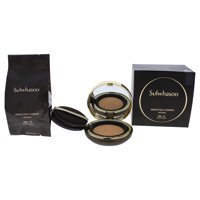 Perfecting Cushion Intense SPF 50 - 17 Light Beige by Sulwhasoo for Women - 2 x 0.5 oz Foundation