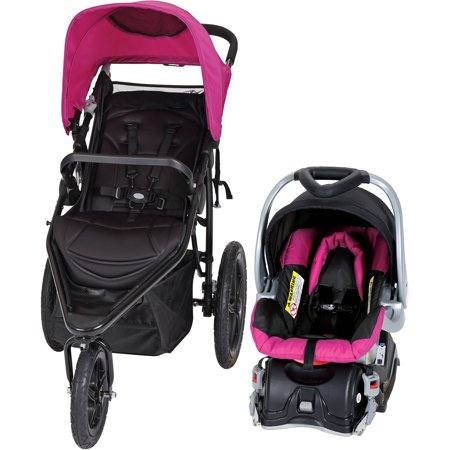 sale baby trend stealth jogger travel system viola. Black Bedroom Furniture Sets. Home Design Ideas