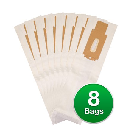 Replacement Vacuum Bags For Oreck Type CC & XL Vacuums - 8 Count ()