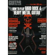 How to Play Hard Rock and Heavy Metal Guitar (DVD)