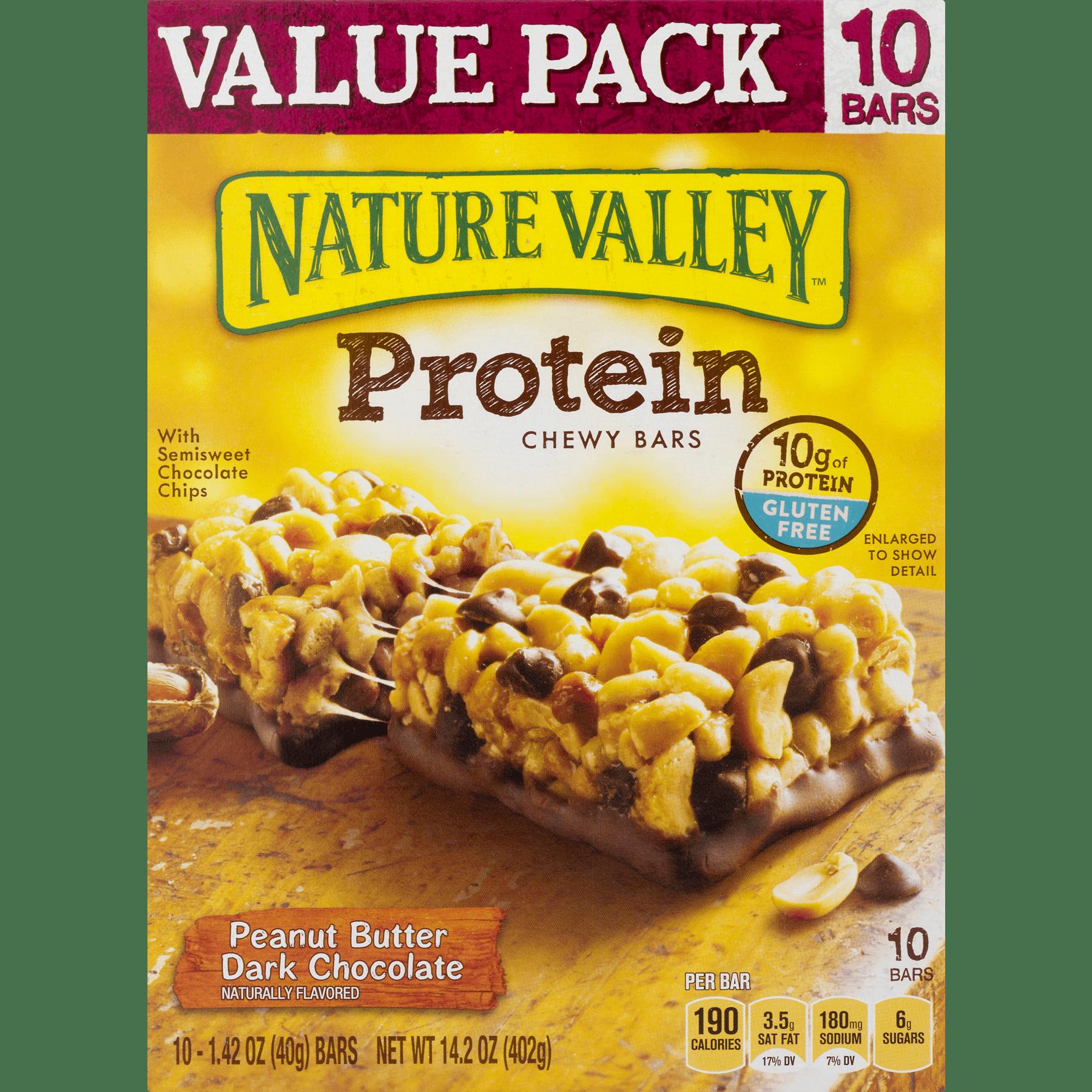 Nature Valley Bars Gluten Free