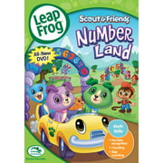 Leapfrog: Scout & Friends Number Land (DVD)