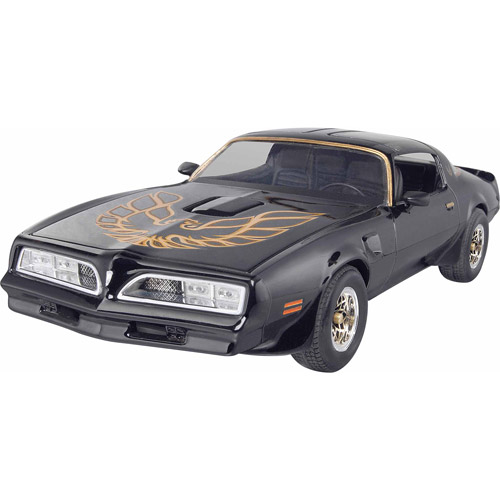 Revell 1978 Firebird 3N1Plastic Model Kit