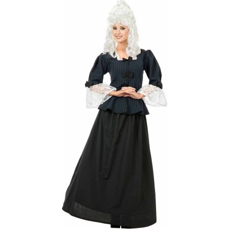 Martha Washington Colonial Woman Women's Adult Halloween - Halloween Washington State