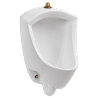 American Standard Pintbrook 0.125 gpf High Efficiency Urinal Top Spud in White